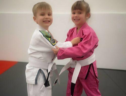 Vorteile von Jiu Jitsu für Kinder